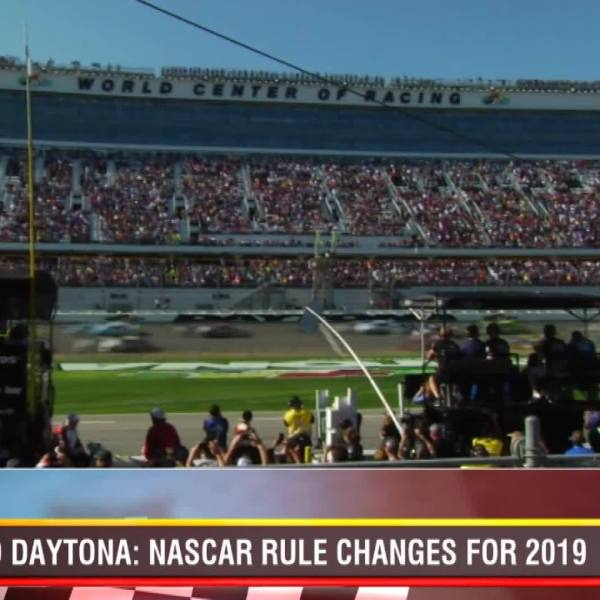 Daytona 500 marks end of era for NASCAR