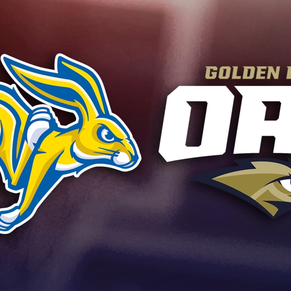 KELO SDSU Jackrabbits Oral Roberts Golden Eagles
