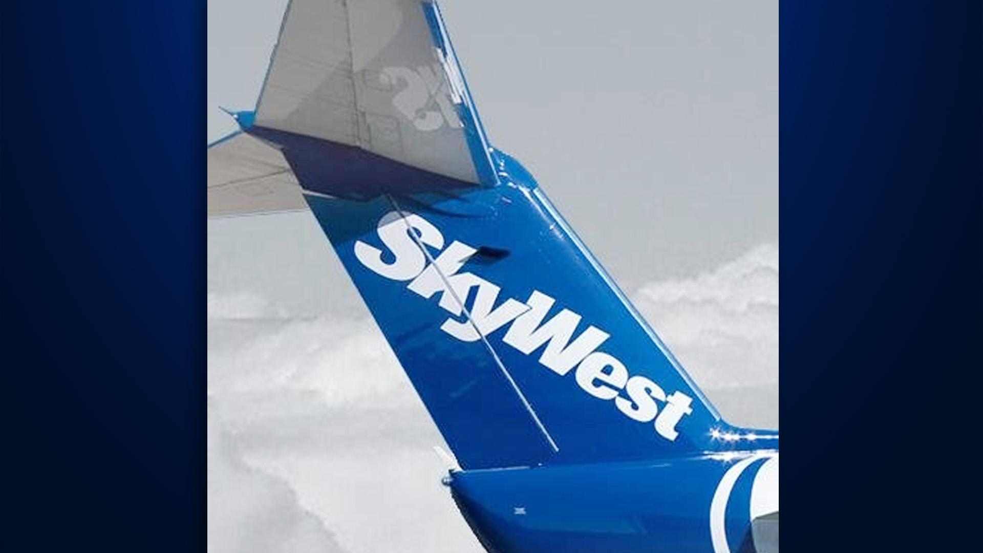 KELO SkyWest airline