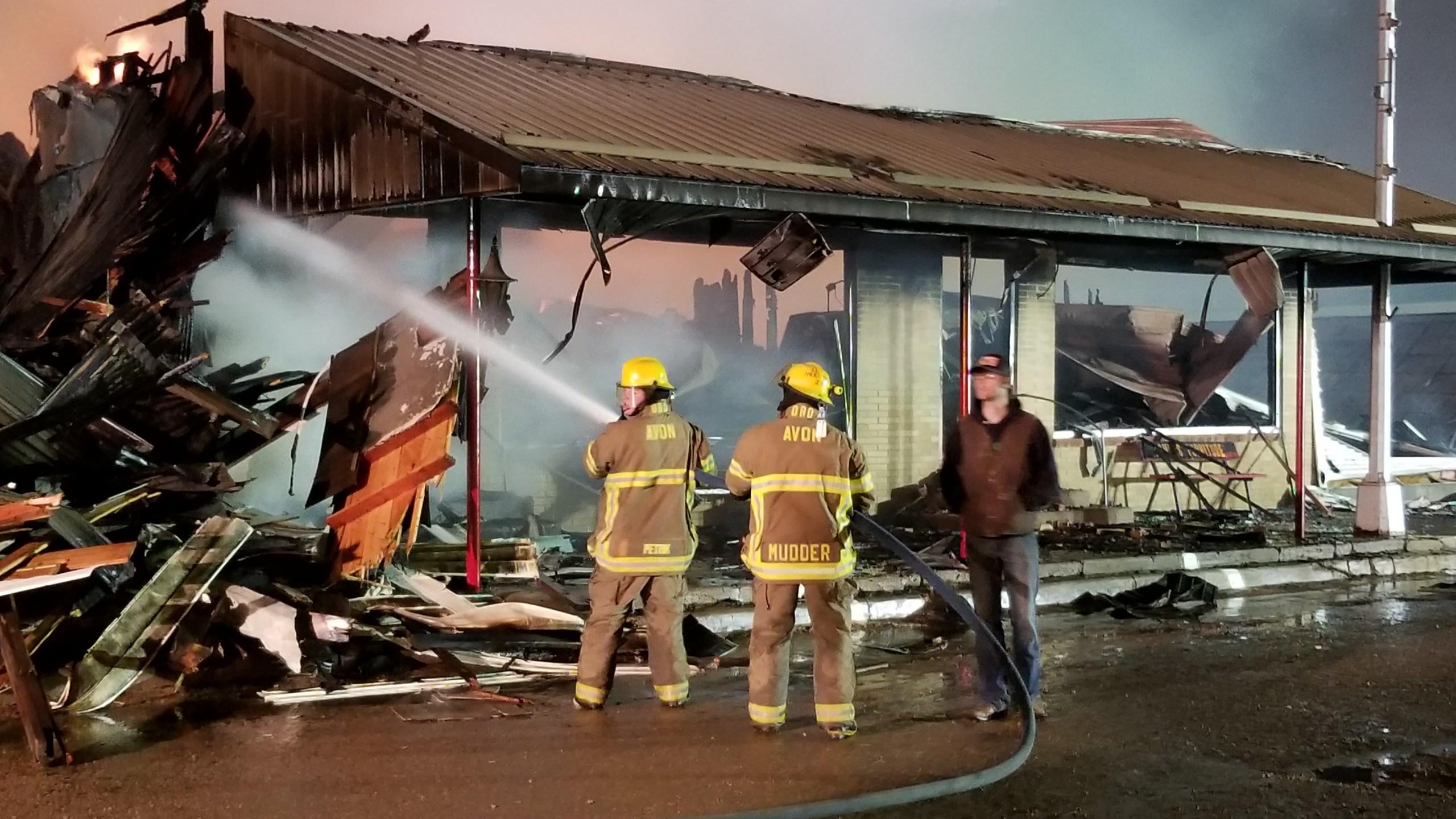 KELO Avon Fire