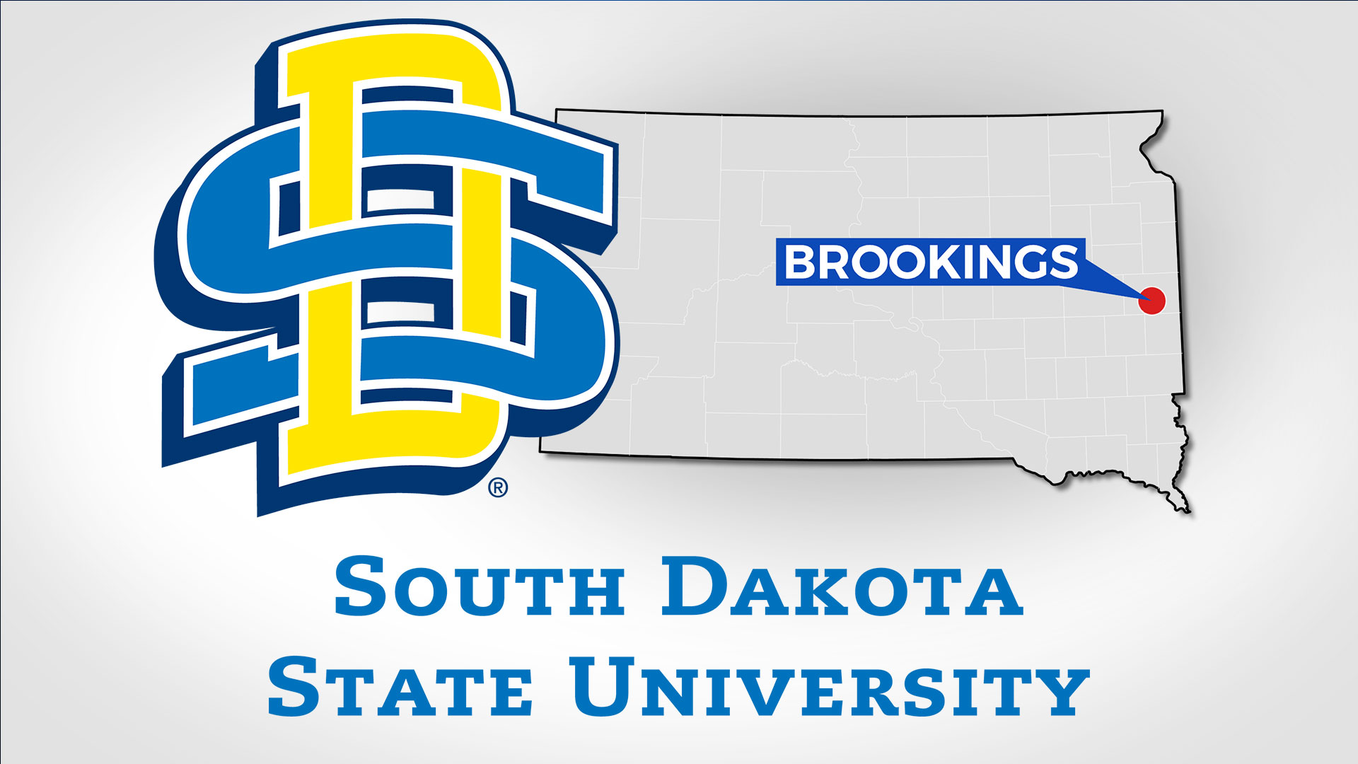 KELO SDSU Logo Brookings Updated