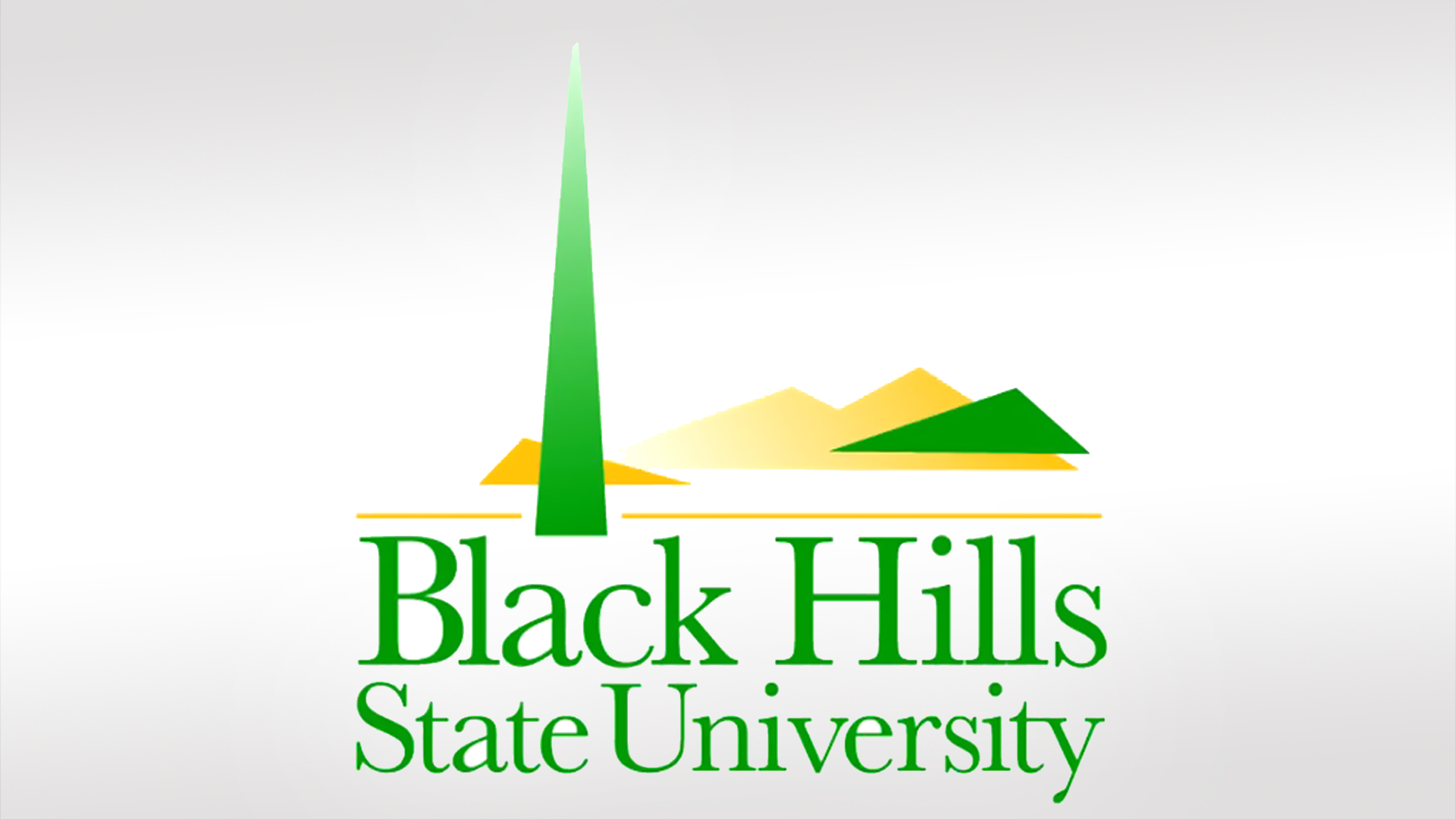 KELO Black Hills State University logo