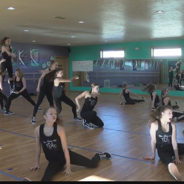 Brandon dance team going to worlds dance competition