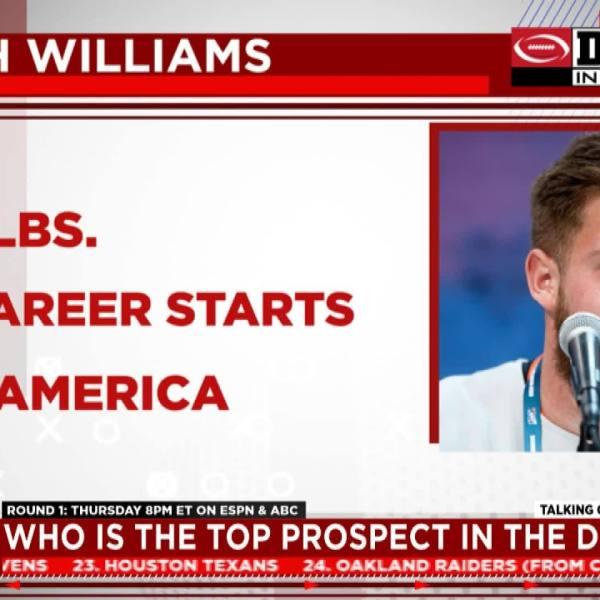 Buck Reising: Alabama's Jonah Williams most underrated draft prospect