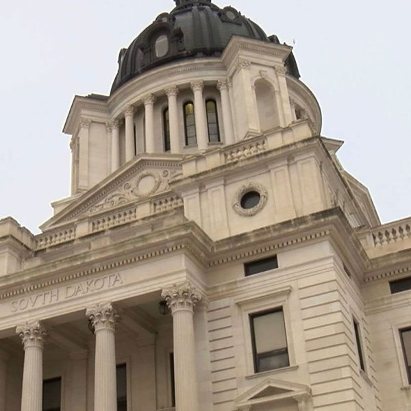 KELO Gear Up Pierre Capitol Building