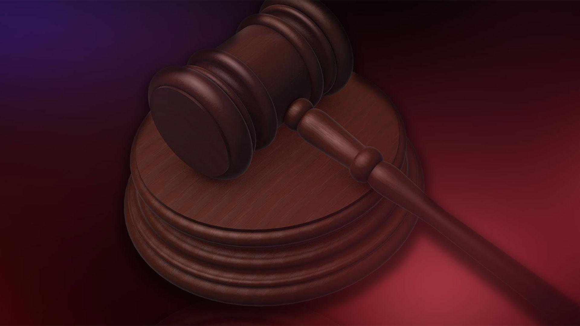 KELO gavel emergency law court