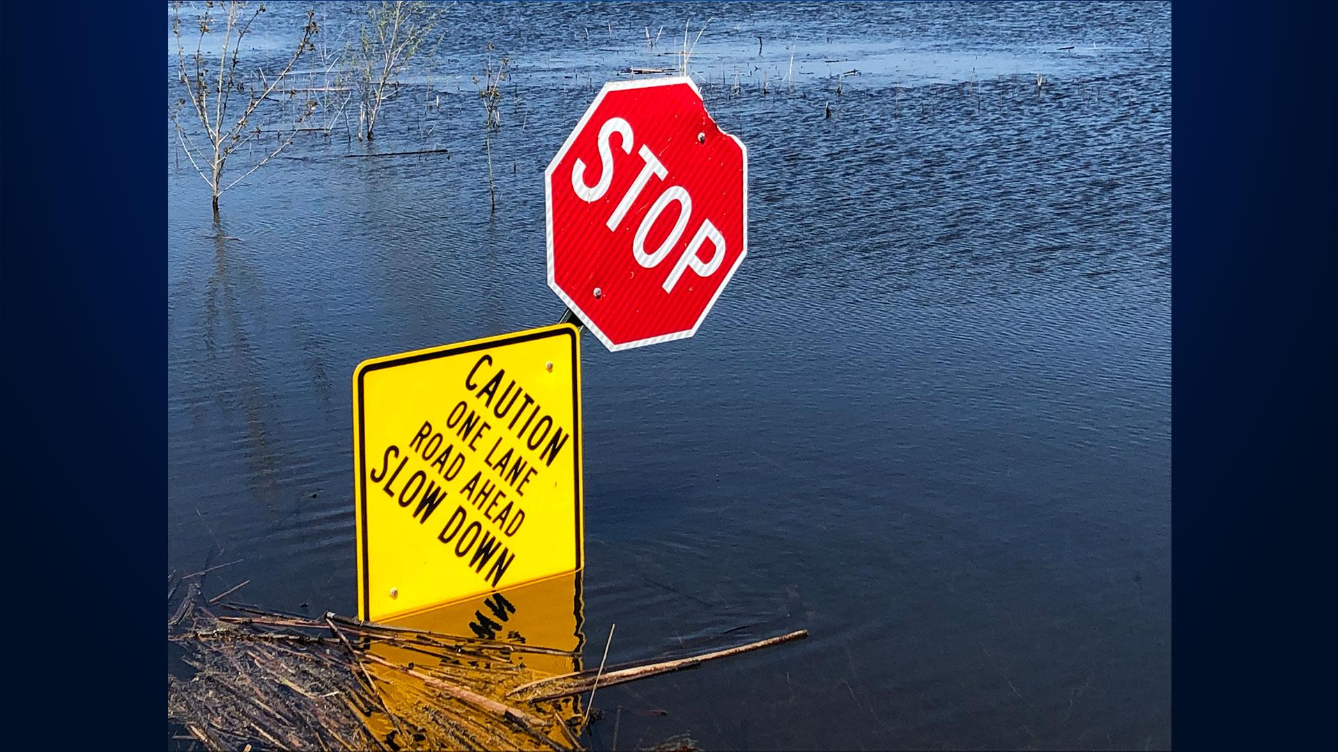 KELO Lake Thompson Flooding