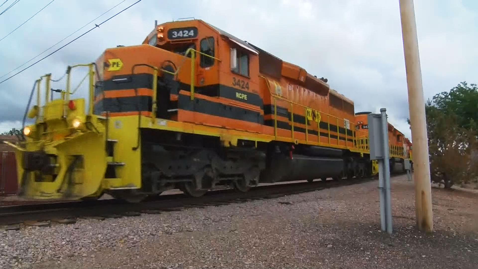 KELO Train
