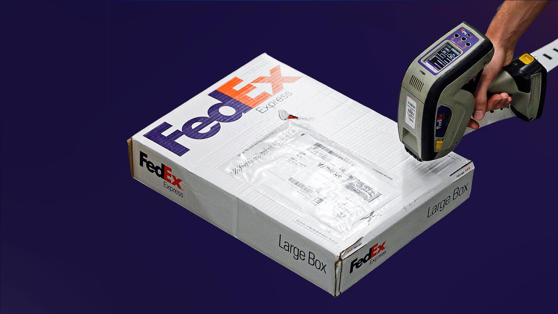 KELO Fedex