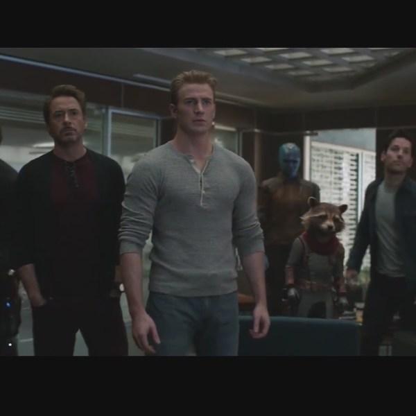 'Avengers Endgame' hits more than $2 billion in record time