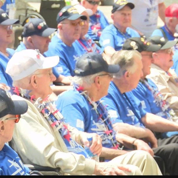 Friday Midwest Honor Flight