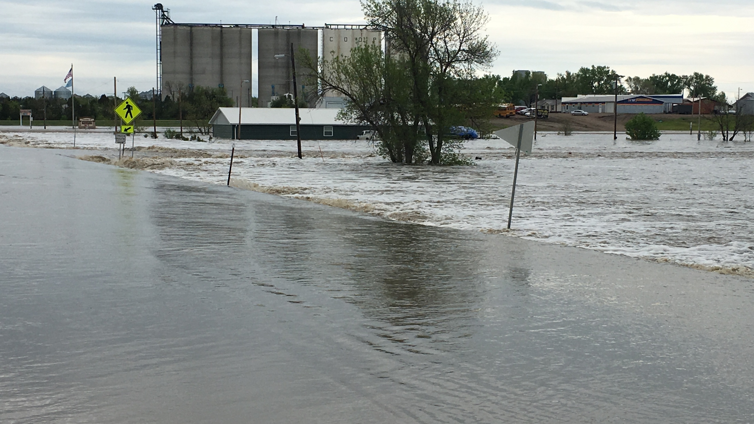 KELO ushare Lyman County Flooding Kennebec Flooding Meta Halverson 2_.jpg