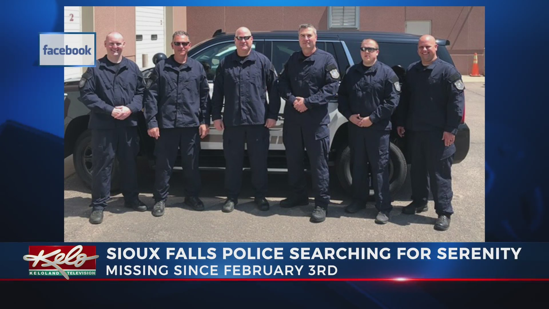 Police officers from across South Dakota respond to call for