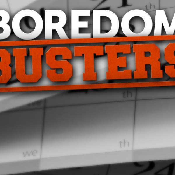 Saturday Boredom Busters: June 8th
