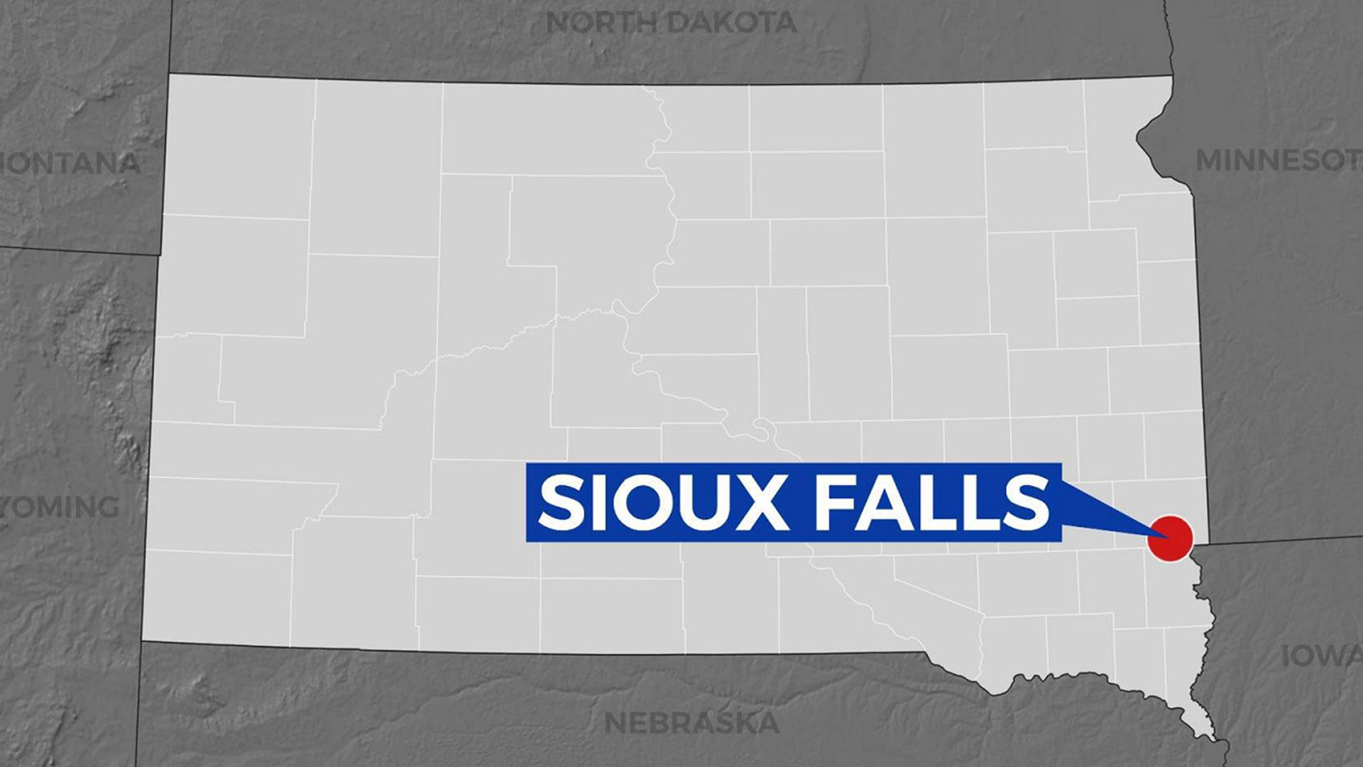 KELO Sioux Falls Locator