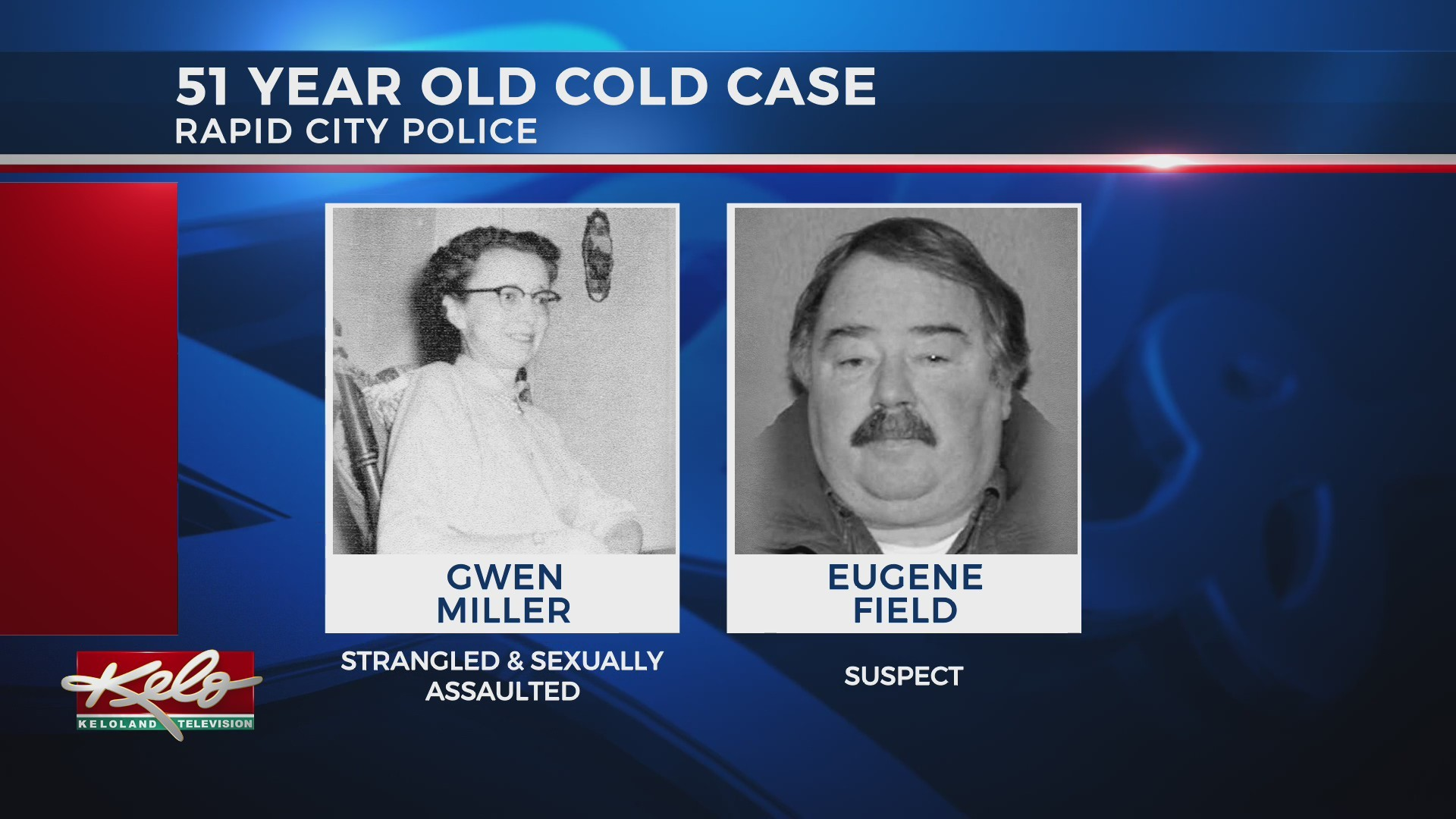 1968 Cold Case Solved Thanks To New DNA Testing