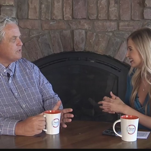 Across The Table With Jay Huizenga
