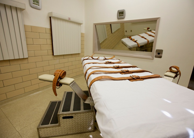 National leader critical of how South Dakota handles death penalty cases
