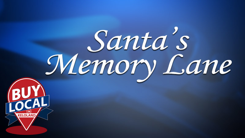 Buy Local with Santa's Memory Lane