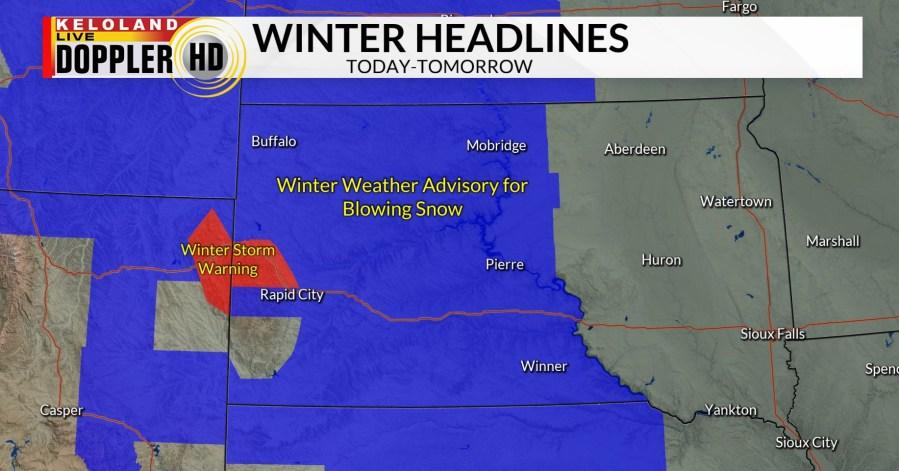 Storm Center Update Monday Am February 24th Keloland Com