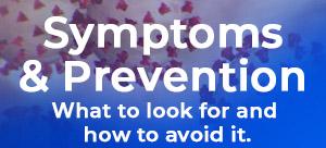 COVID-19 Symptoms & Prevention