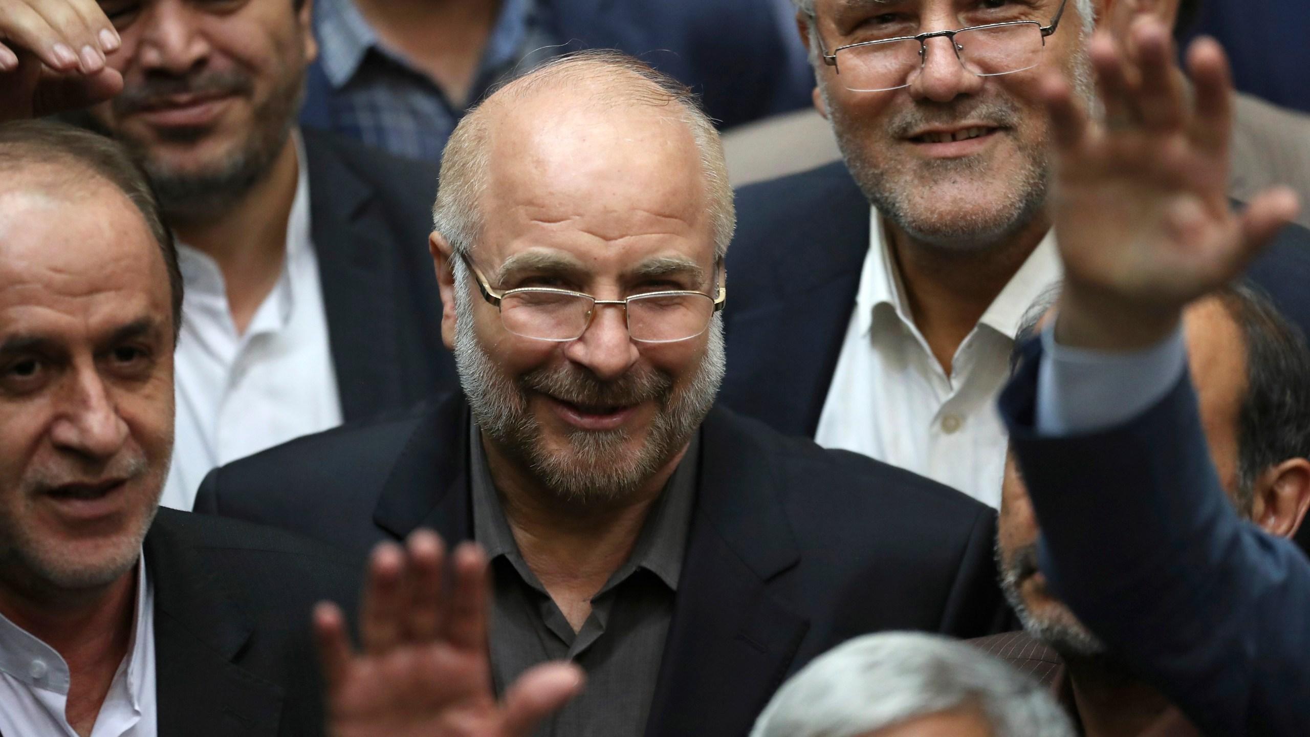 Mohammad Bagher Qalibaf