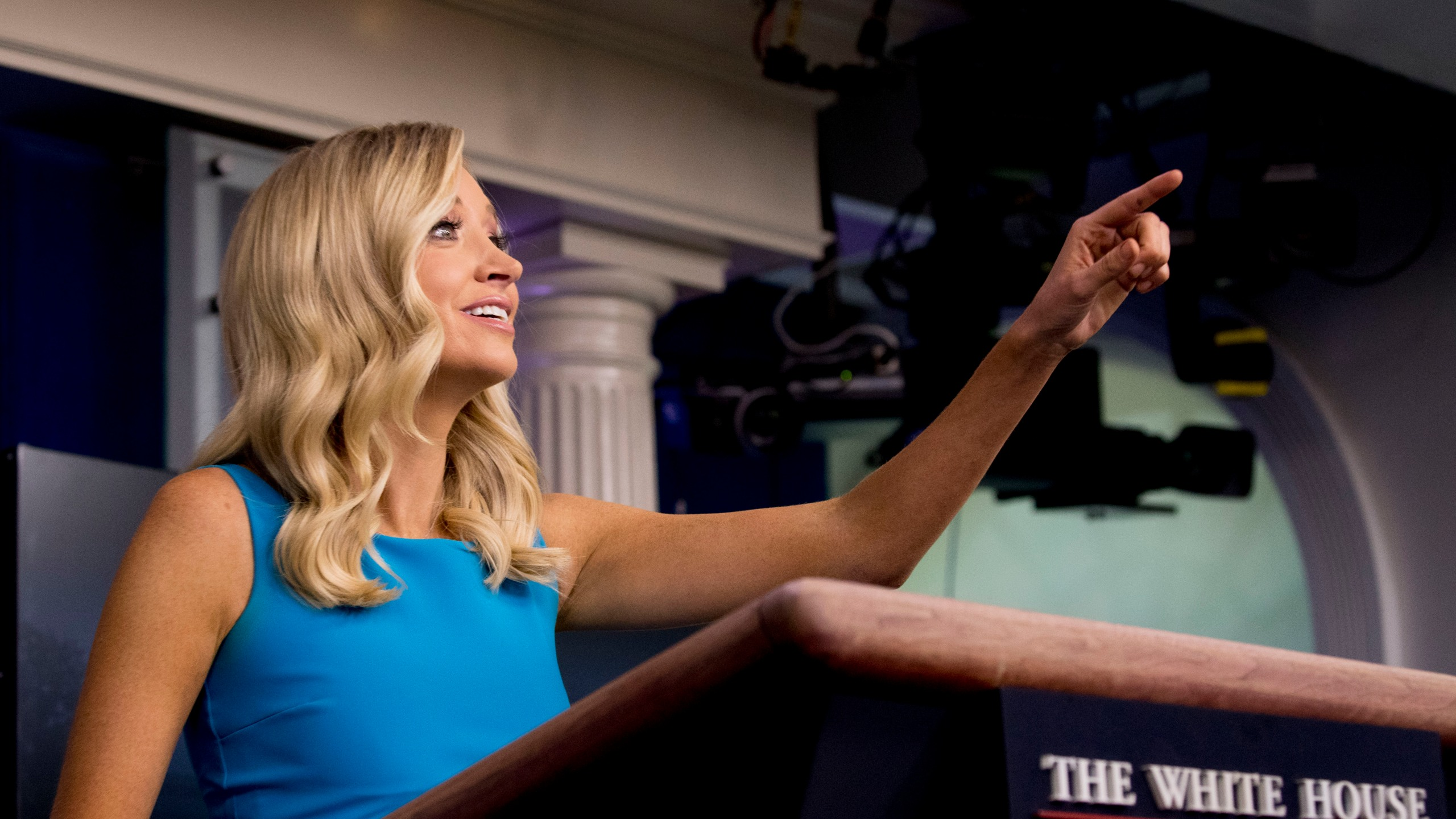 Mcenany S Mission Stand By Defend Punch Back For Trump Keloland Com