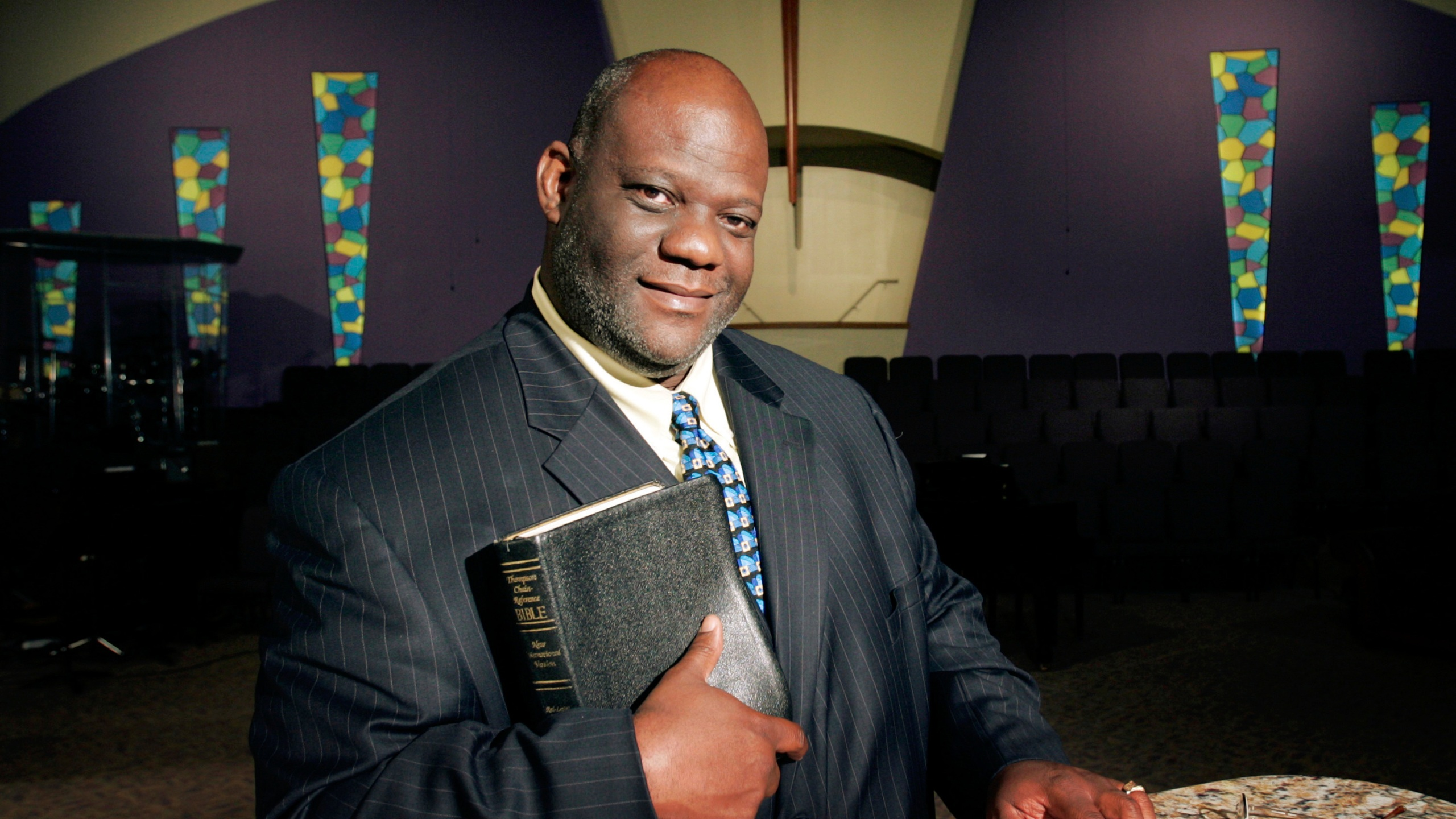 Rev. Dwight McKissic