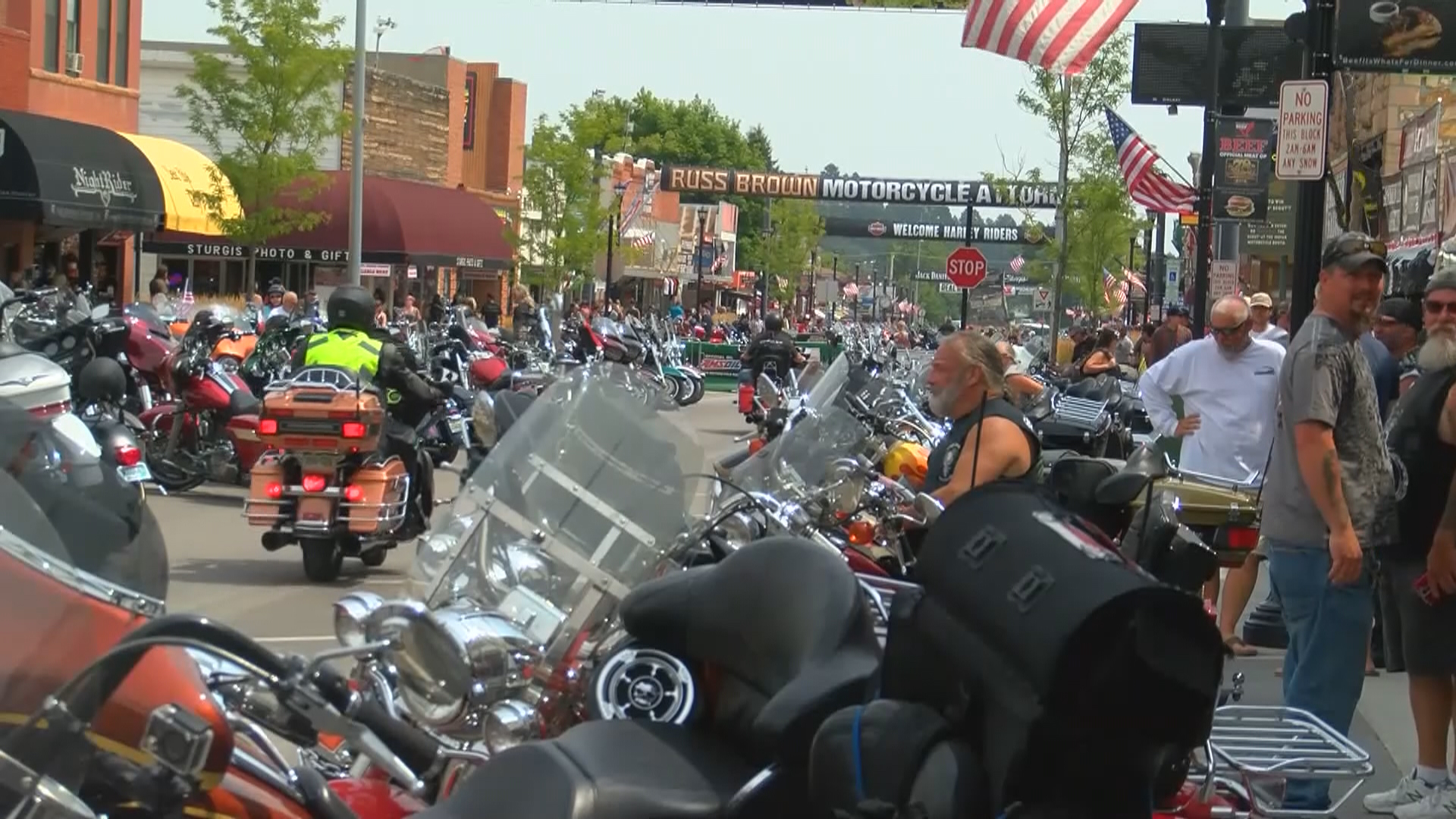 What S Happening At Sturgis During The Rally Keloland Com