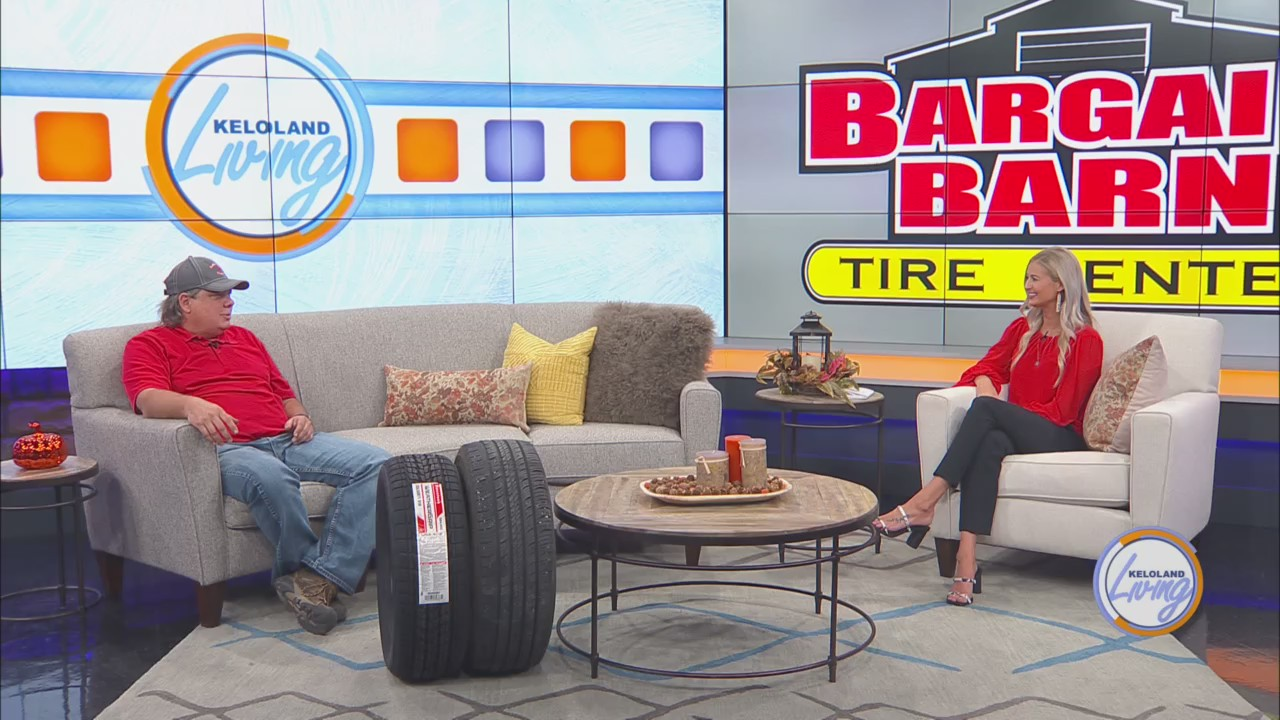 Bargain Barn Tire Center ready to help you get back on the ...