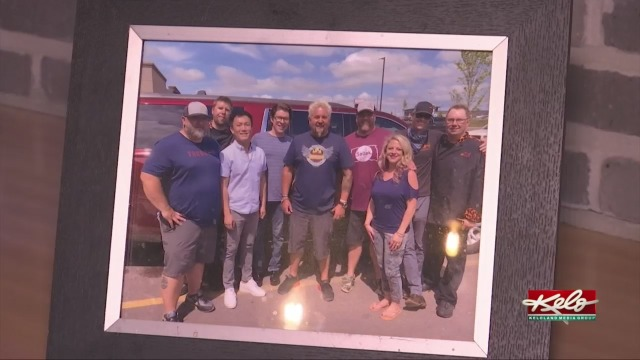 South Dakota Episode Of Diners Drive Ins Dives To Air New Year S Day Keloland Com