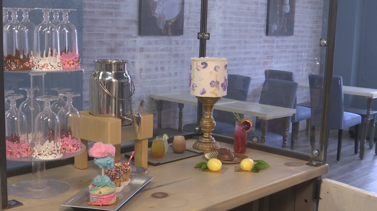 Dessert bar to open in downtown Sioux Falls on Wednesday