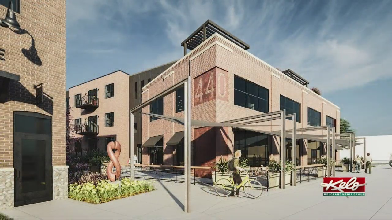 Railyard Flats adding new cocktail bar and 41 luxury apartments to Sioux Falls' Eastbank