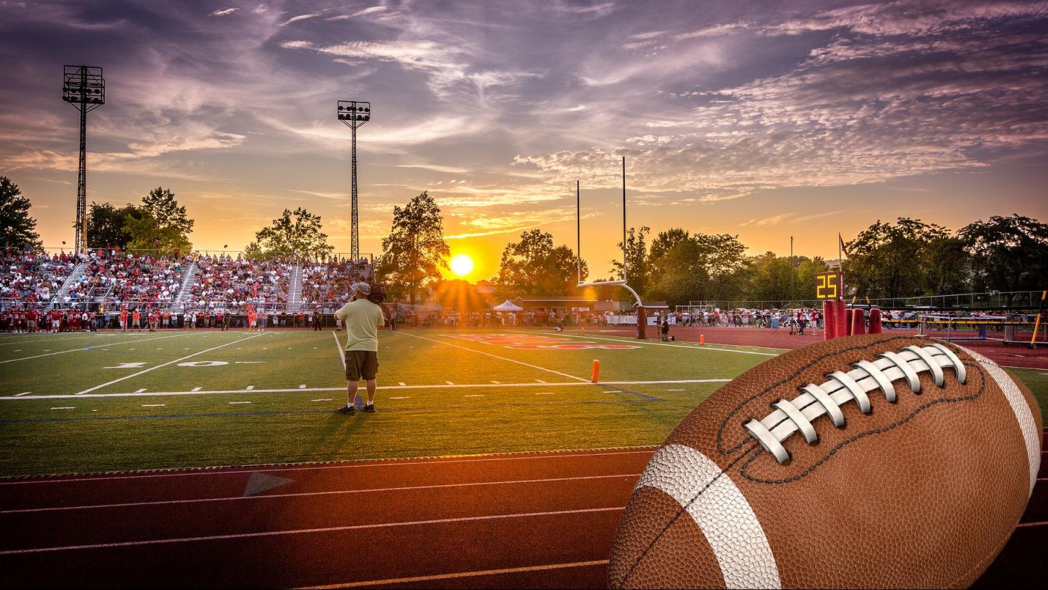High school football begins this Friday