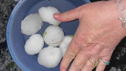 Hart Ranch Resort sees major hail damage after a severe storm | KELOLAND.com