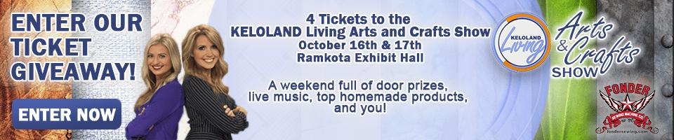 KELOLAND Living Arts & Crats Show!